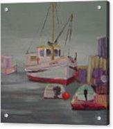 Main Boat 1 Acrylic Print