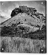 Main Caves Panorama - Drakensberg Acrylic Print