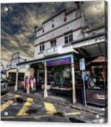Main Street Jive Acrylic Print