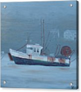 Maine Boat 2 Acrylic Print