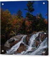 Maine Glory Acrylic Print