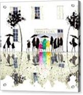 Maison De La Tarte Acrylic Print
