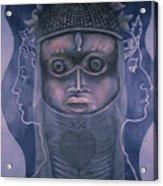 Maitresses Acrylic Print