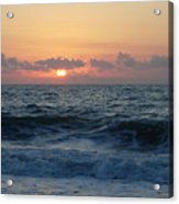 Majestic Atlantic Sunrise Acrylic Print