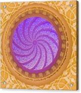 Majestic Ceiling Acrylic Print