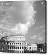 Majestic Colosseum Acrylic Print