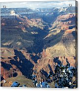 Majestic Grand Canyon Acrylic Print
