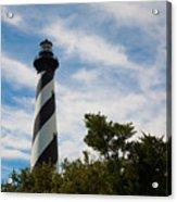 Majestic Hatteras Lighthouse Acrylic Print