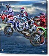 Majestic Motors Acrylic Print