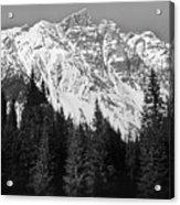 Majestic Mountains, British Columbia, Canada Acrylic Print