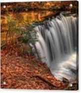 Majestic Oneida Falls Acrylic Print