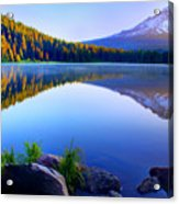Majestic Reflection Acrylic Print