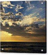 Majestic Sky Acrylic Print