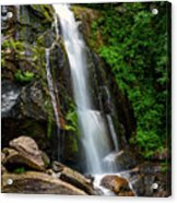 Majestic Waterfall Acrylic Print