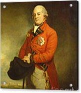 Major-general Sir Archibald Campbell Acrylic Print
