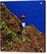 Makapu'u Lighthouse Acrylic Print
