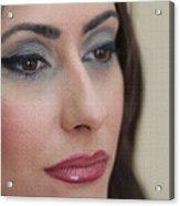 Make Up Acrylic Print