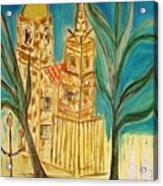 Malaga Acrylic Print