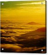 Malahat Sunrise Acrylic Print
