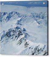 Malaspina Glacier Acrylic Print