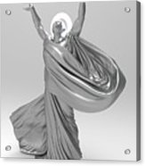 Male Lamp Number Eighteen Acrylic Print