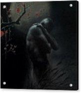 Male Nude 13. Acrylic Print