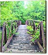 Mallory Bridge Acrylic Print