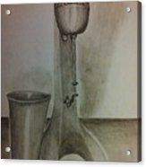 Malt Machine Acrylic Print