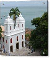 Mam Salvador Da Bahia - Brazil Acrylic Print