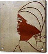 Mama 4 - Tile Acrylic Print