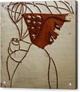 Mama 7 - Tile Acrylic Print