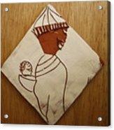Mama 9 - Tile Acrylic Print