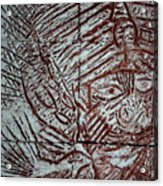Mama Africa 2 - Plaque Acrylic Print