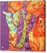 Mama Butterfly Acrylic Print