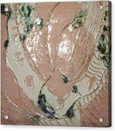 Mama Cares - Tile Acrylic Print