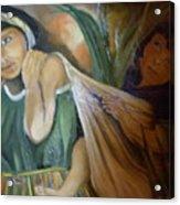 Maman Mexicaine Acrylic Print