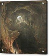 Mammoth Cave Acrylic Print