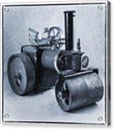 Mamod Roller  Acrylic Print