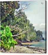 Mamutik Island Acrylic Print