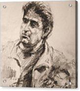 Man 5 Acrylic Print