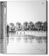 Man From Muscat Acrylic Print