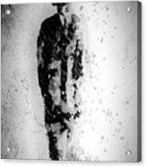 Man In A Hat Acrylic Print