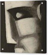 Man In The Closet Acrylic Print