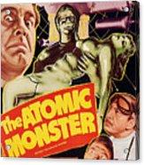 Man Made Monster, Aka The Atomic Acrylic Print