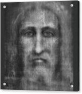 Man Of The Shroud 3 Acrylic Print