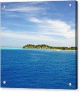 Mana Island Acrylic Print