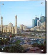 Manama Bahrain Acrylic Print