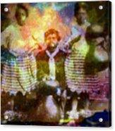 Manawa Poe Kaahele Acrylic Print