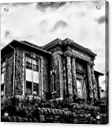 Manayunk Branch Of The Free Library Of Philadelphia Acrylic Print