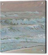 Manchester Beach Acrylic Print